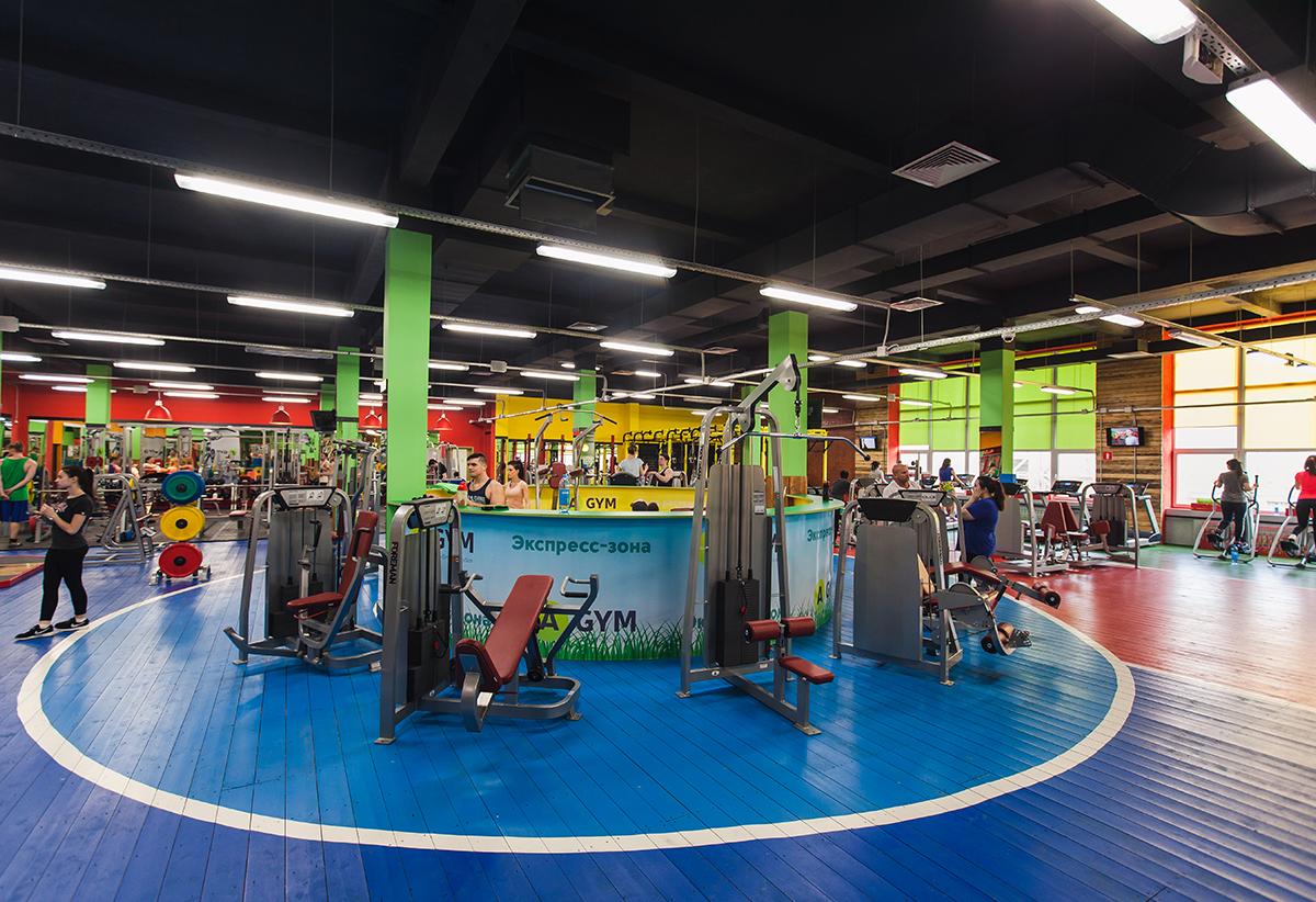 Athletic Gym  agym69ru